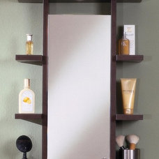 Contemporary Bathroom Mirrors by BAUFORMAT