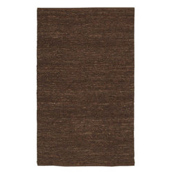 Surya - Surya Continental Natural Fiber Hand Woven Rug X-85-3391TOC - Natural fibers woven in loops bring a casual look to any home decor. Designed with various fashion colors bring a solid impact to home decor. Hand woven in India from 1% natural fiber, the Continental Collection is a new trend.