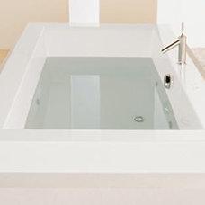 Contemporary Bathtubs by bainultra.com