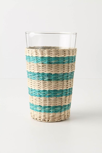 glassware by Anthropologie