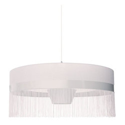 Fringe 2-Pendant Light