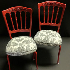 Dining Chairs by The Interiors Workroom, Inc