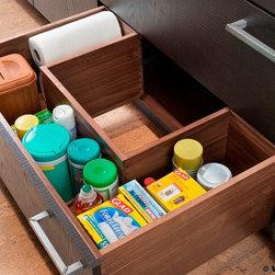 Kitchen storage -
