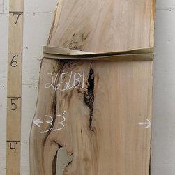 Large Butternut Wood Slab 2656b1 - BUTTERNUT