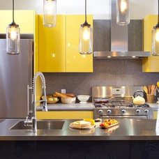 25 Colorful Kitchen Designs : Rooms : Home & Garden Television