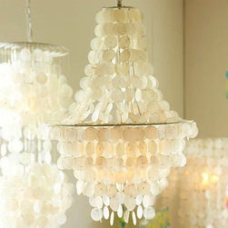 Beachside Original Shell Chandelier - http://www.phxlightingshop.com/index.php?main_page=advanced_search_result&search_in_description=1&keyword=10445