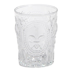 Zodax - Zodax Firenze Tumbler in Clear (Set of 6) - Zodax - Bottles - TH1526S. Enhance your dining experience with Firenze Tumblers. Comes in a set of 6 these glasses will keep your guests talking. Stylish design with impeccable craftsmanship make these glasses one of its kind.
