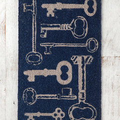 eclectic doormats by Urban Outfitters
