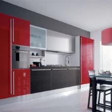 European kitchen from European Cabinets & Design Studios | Kitchen cabinets,mode