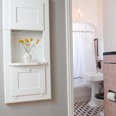 eclectic bathroom by Ashley Roi Jenkins Design, LLC