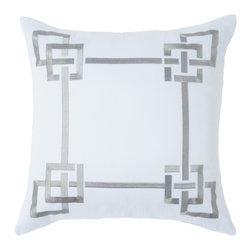 "Jennifer Taylor Home - Pillow, Motif 18"" x 18"" - Motif Pillow"