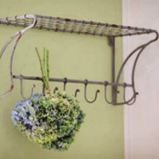 Traditional Wall Shelves by Farmhouse Wares