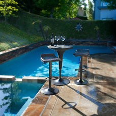Contemporary Outdoor Tables by RST Outdoor