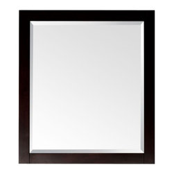 Avanity Lexington Bathroom Mirror 36 x 1.1 x 30 - Manufacturer