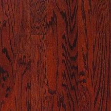 contemporary wood flooring by Home Depot