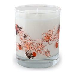 Crash - Plenty, A Blend Of Rose Petals, Orange Blossoms And White Iris Candle - Modern design and fragrance in a timeless product. Experience functional art in your home, exclusively from Crash. This candle is fragranced with a blend of Rose Petals, Orange Blossoms, White Iris, Honey and a hint of Leather.