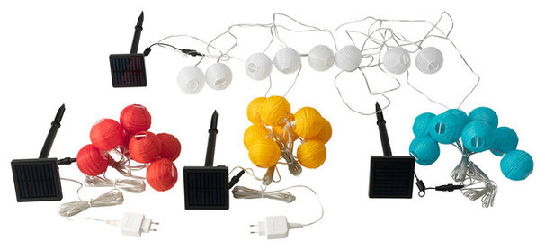 Contemporary Outdoor Lighting by IKEA