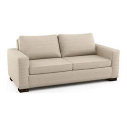 Viesso - Viesso Rio Sofa Bed (Custom) - The Rio was our first furniture design and remains one of our most popular. It has a very clean look and works well as a balance between modern and classic. Viesso designs and manufactures this piece of modern furniture in Los Angeles.