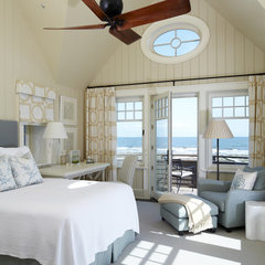 traditional bedroom Beach House-Kiawah Island