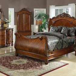 McFerran Home Furnishing - Dark Brown Chest - B6501-C - McFerran Home Furnishing - Dark Brown Chest - B6501-C