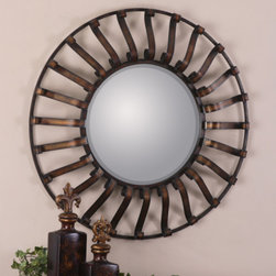 "07584-b Asante, Round by Uttermost - Get 10% discount on your first order. Coupon code: ""houzz"". Order today."