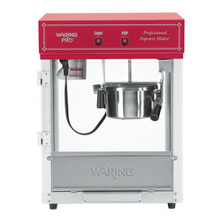 Waring Pro - Waring Pro Professional Popcorn Maker 12 cup - 600 watts of power