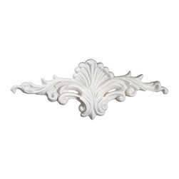 uDecor - OR-5333 Ornamental - Accent features are manufactured with a dense architectural polyurethane compound (not Styrofoam) that allows it to be very durable and 100% waterproof. These corbels are delivered pre-primed for paint. It is installed with architectural adhesive and/or finish nails. It can also be finished with caulk, spackle and your choice of paint, just like wood or MDF. A major advantage of polyurethane is that it will not expand, constrict or warp over time with changes in temperature or humidity. It's safe to install in rooms with the presence of moisture like bathrooms and kitchens. This product will not encourage the growth of mold or mildew, and it will never rot.