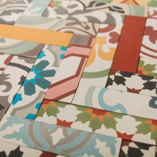Eclectic Wall And Floor Tile by Bespoke Tile & Stone