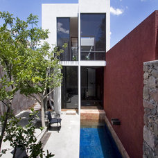 Modern Exterior by House + House Architects