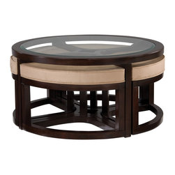 Glass Coffee Table With Ottoman Coffee Tables Find Coffee And