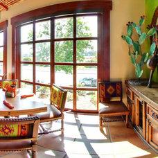 Craftsman Screen Doors by Custom Mouldings Sash &Doors, Inc