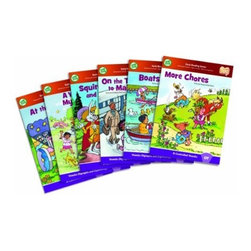 LeapFrog Enterprises - Tag Learn to Read Adv Vowels - LeapFrog Tag Learn to Read Book Set 4: Advanced Vowels  This item cannot be shipped to APO/FPO addresses. Please accept our apologies.