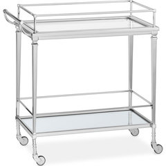 traditional bar carts by Williams-Sonoma Home