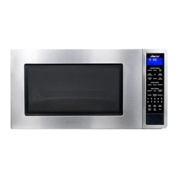 """Dacor - DMW2420S Preference 24"""" 2.0 cu. ft. Capacity Built In Microwave Oven with 1 100 - Style innovation and convenience abound in this countertop microwave Sensor technology takes the guesswork out of cooking by setting the cook time and power level for you based on the food39s moisture level Just as convenient is the on-unit menu labe..."""