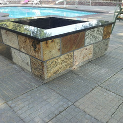 Fire Pit - Made so anyone can assemble in less than one hour