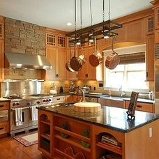 Contemporary Kitchen Cabinets by Contractor Design Services