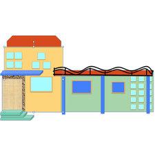 Casa La Tia Entranceway & Sala