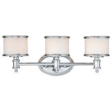 Transitional Bathroom Vanity Lighting by Lighting Front