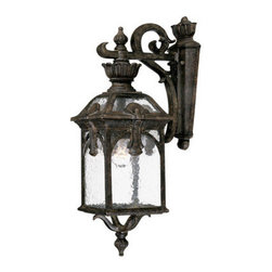 "Acclaim Lighting - Acclaim Lighting 7102 Belmont 1 Light 20.5"" Height Outdoor Wall Sconce - Acclaim Lighting 7102 Belmont One Light 20.5"" Height Outdoor Wall SconceThis wall sconce from the Belmont Collection of exterior lights features a multitude of ornamental accents and baroque flourishes.Acclaim Lighting 7102 Features:"