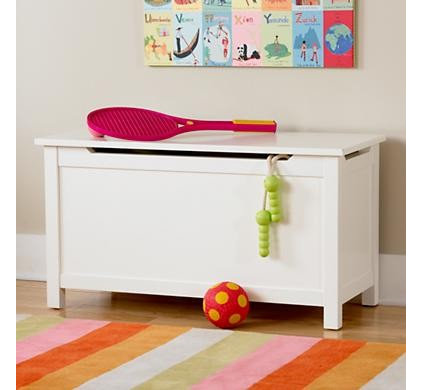 Traditional Kids Storage Benches And Toy Boxes by The Land of Nod