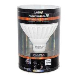 FEIT ELECTRIC CO #261200 - 17BR40/DM/LED BR40 Reflector Bulb - BR40 LED Reflector Bulb