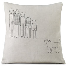 Eclectic Pillows by UncommonGoods