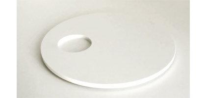 Modern Platters by FTF Design Studio