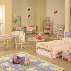 Traditional Nursery Decor by Teamson Design Corp