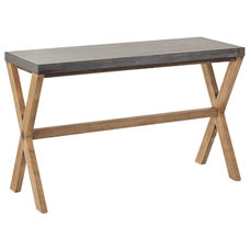 Industrial Console Tables by Masins Furniture