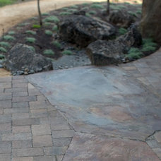 Contemporary Landscape by BD Hardscapes - Formerly Blooming Desert