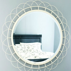 Contemporary Wall Mirrors by Garnet Hill