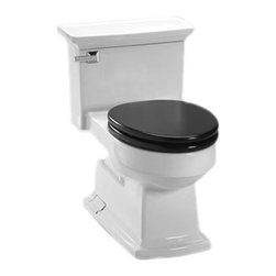 Toto - Toto MS934304SF#01 Cotton White Lloyd Toilet, 1.6 GPF ADA - Toto MS934304SF#01 cotton white Lloyd Elongated One-Piece Toilet. Toto is the world's largest plumbing products manufacturer, they have been designing and innovating plumbing fixtures, accessories, showers, and for over 90 years. Each Collection and Product that Toto makes is unique in appearance and performance. This Toto MS934304SF#01 cotton white Lloyd Elongated One-Piece Toilet features a high gloss enamel Vitreous China constructed body designed to minimize chipping and scratching. This Toilet also includes an upgraded elongated toilet bowl, and a powerful G-MAX flushing system. The universal height and rough-in make the toilet comfortable for users and easy to install. This Toilet comes in cotton white.