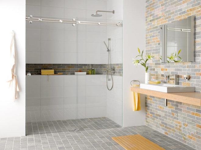 Modern Showers by Bradford Hardware