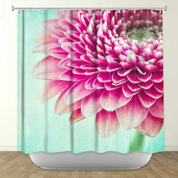Shower Curtain HQ - DiaNoche Designs Colorful Spring by Iris Lehnhardt Fabric Shower Curtain, www.ShowerCurtainHQ.com